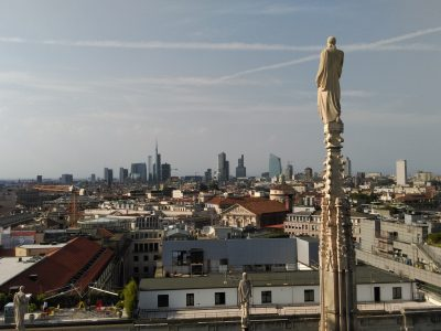 Milan: Mixing Old with the New