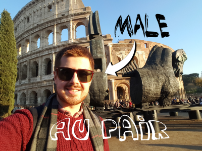 A Male Au Pair in Milan