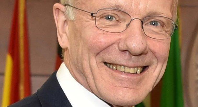 Message from Colm Ó Floinn, Irish Ambassador to Italy