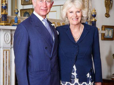 The Prince of Wales and The Duchess of Cornwall visit Italy and The Holy See