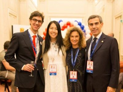 Message from Simone Crolla, Managing Director of the American Chamber of Commerce in Italy