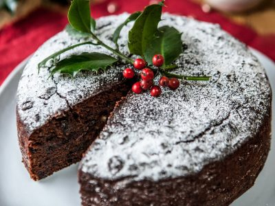 Christmas Cake: An English Tradition