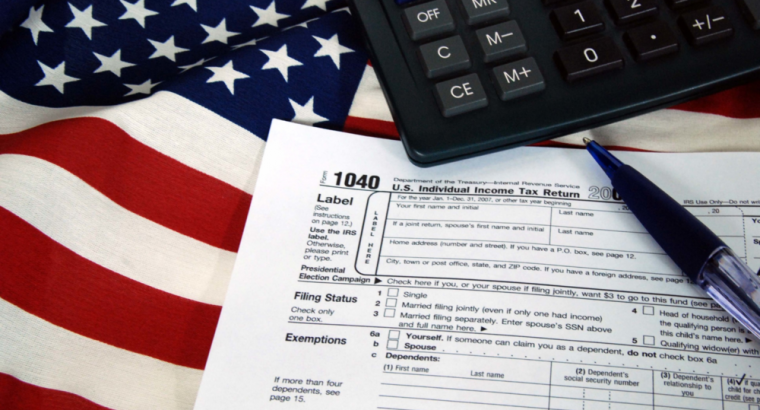 For U.S. Citizens: Filing Extensions While Abroad