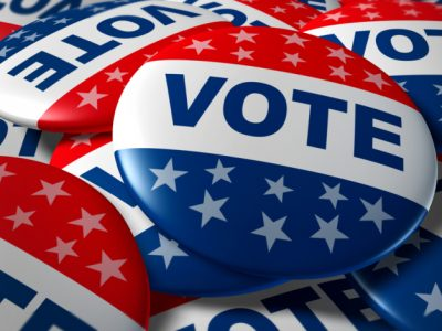 Be an Active Voter: Vote in the 2016 U.S. Elections!