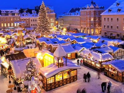 Top 10 Mercatini di Natale in Italy