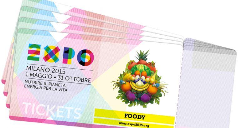 Expo 2015 Tickets
