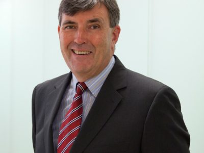 Expat Steve Oxley, director of British Council in Milan