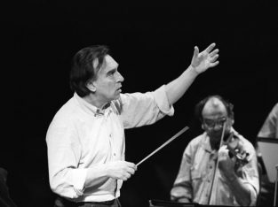 """Claudio Abbado"" at Teatro alla Scala"