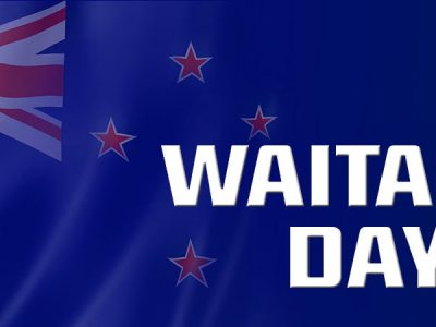 Happy Waitangi Day from the New Zealand Consulate General