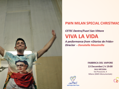 PWN Milan – Special Christmas Party – Viva la Vida