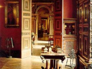 Snoop around a Neo-Renaissance aristocratic home with a native English speaking guide: Tues Mar 12, 3 PM, Bagatti Valsecchi Museum