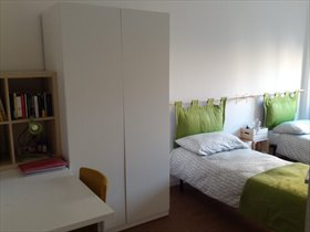 Bed (shared room x2) in Lorenteggio