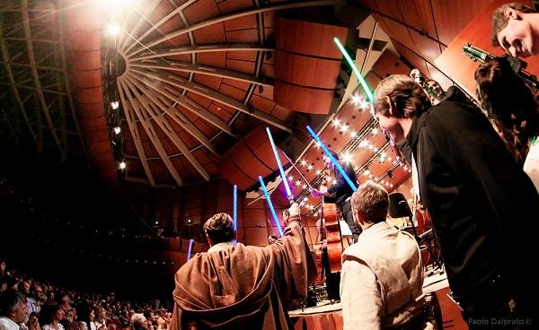 Star Wars Concert at Auditorium di Milano Fondazione Cariplo – 14 July 2019