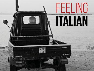 Feeling Italian – Sentirsi Italiani: Più di un libro fotografico