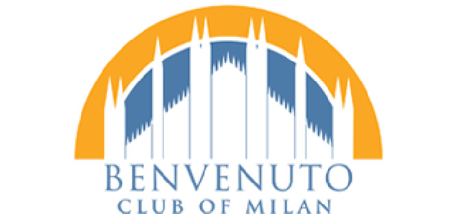 Benvenuto of Milan logo