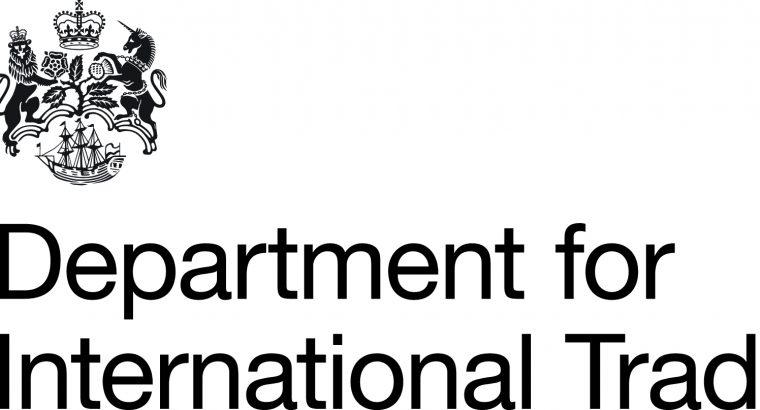 Department for International Trade (DIT) logo