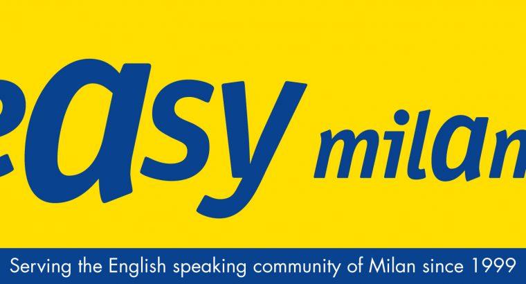 Easy Milano 2018 logo