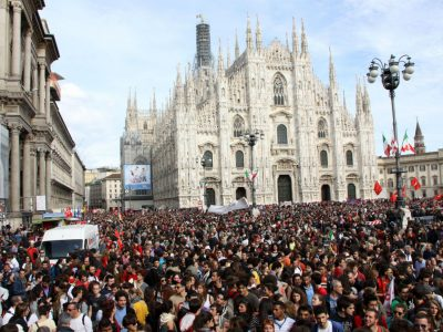 Event in Milan: Demonstrations/Marches Alert