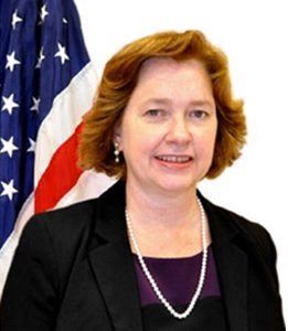 Welcome to New US Consul General, Elizabeth Lee Martinez