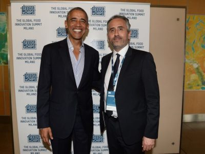 Food, Technology, and Hope: President Obama visits Milan for Seeds&Chips, Global Food Innovation Summit