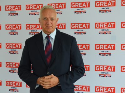 A Message from Tim Flear, British Consul General in Milan