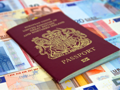 Advice for British nationals travelling and living in Europe.