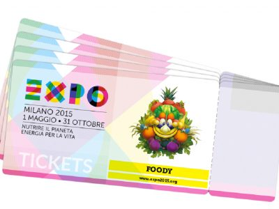 Expo 2015 Tickets