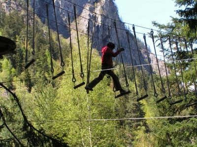 Adventure Parks in Italy – great time for friends and family!