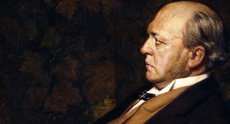 Remembering Henry James