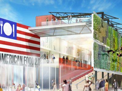 USA Pavilion presents Feeding the Accelerator
