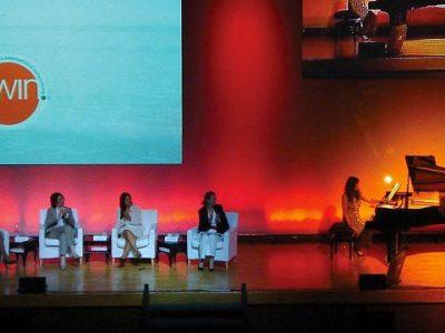 Kristin Engvig, founder of WIN speaks on Gender Diversity