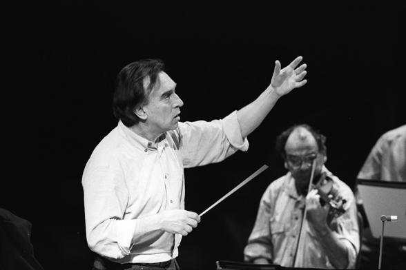 """Claudio Abbado"" at Teatro alla Scala"
