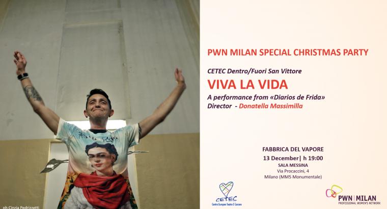 PWN Milan – Special Christmas Party – Viva la Vida