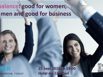 PWN Milan – Empowering Talk Event – Gender balance, Guest Speaker: Paul Walentynowicz, 25 Sept.