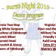 Burns Night -26 January 2019