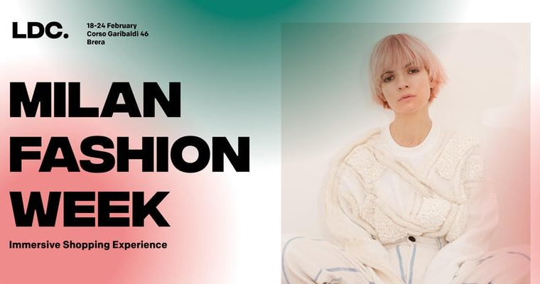 MILAN FASHION WEEK FRINGE – Lone Design Club Events + Concept Store