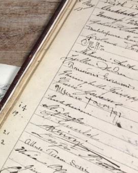 libro delle firme_particolare