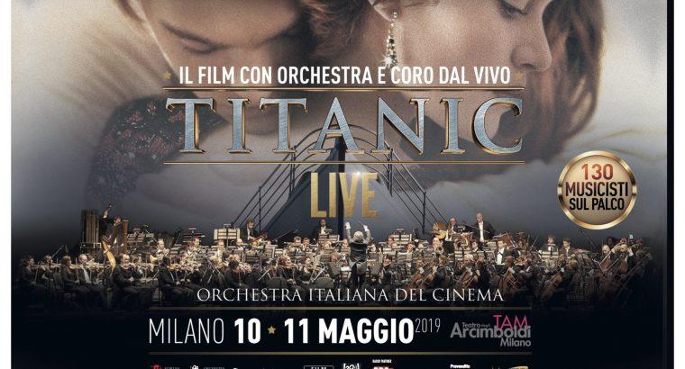 Titanic poster 2