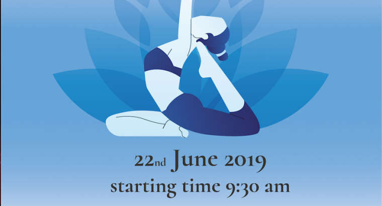 Let's YOGA in Milan – Celebrate International Yoga Day