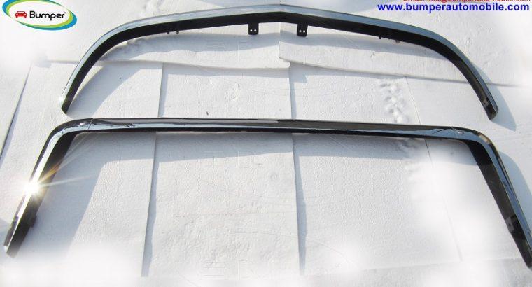 Datsun 240Z bumper set in stainless steel