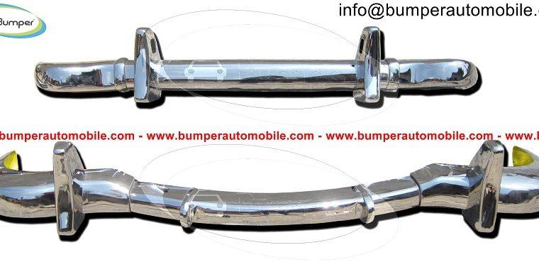 Mercedes W190 SL bumper (1955-1963) stainless steel