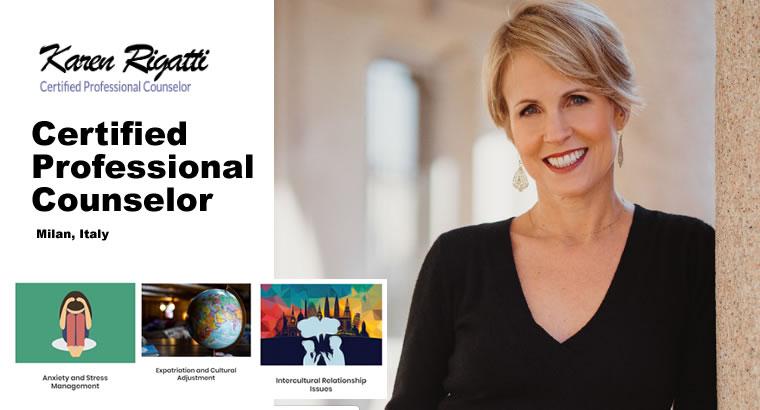 Karen Rigatti – Certified Professional Counselor