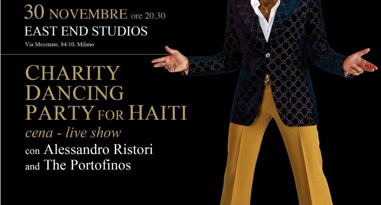 November 30, 2019 Charity Dance Party for Haiti