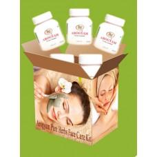 Arogyam Pure Herbs face wash kit11-228×228