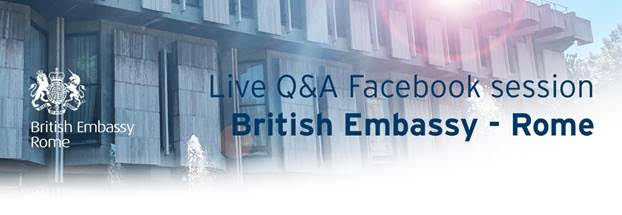 Feb 26, 2020 – UK Expats Facebook Q&A