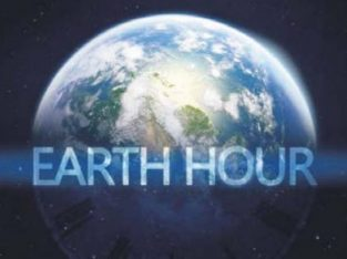 Earth Hour – Saturday, 28 March at 8:30pm
