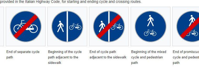 bike-signs