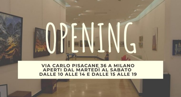 May 19, 2020 Pisacane Gallery Re-Opening