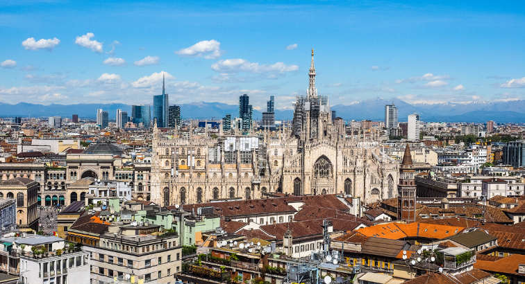 Where to live in Milan