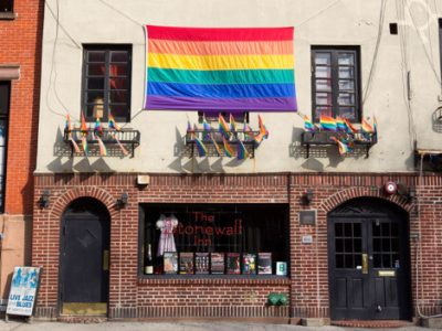 Stonewall Story with Stephen Driscoll